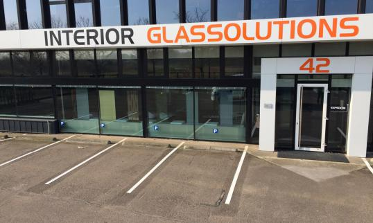 Terrein onderhoud Interior Glassolutions